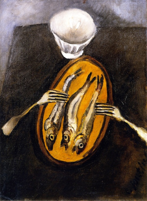 soutine-still-life-with-herrings-c1916