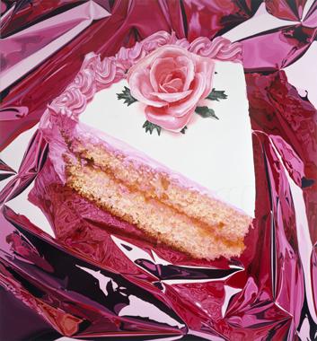 Jeff Koons Cake